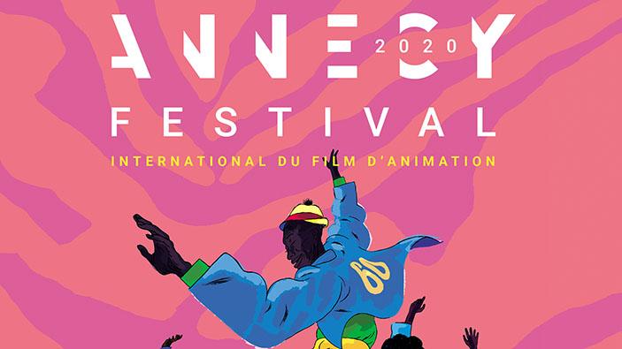 Une édition particulière pour le 60ème festival international du film d'animation d'Annecy