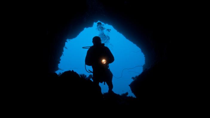 El descubrimiento de una antigua mina de ocre en Yucatán