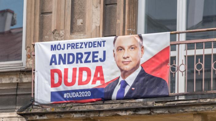 Zweite Amtszeit für polnischen Präsidenten