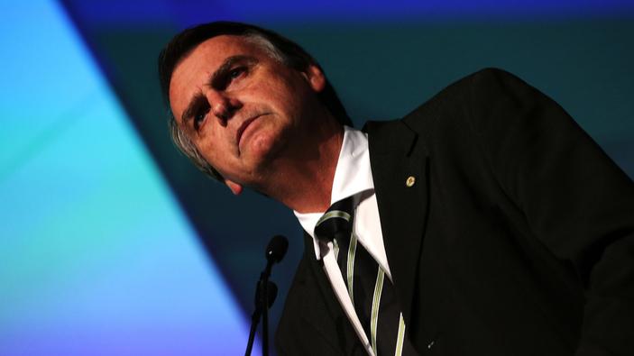 Bolsonaro, en cuarentena tras contraer la Covid-19