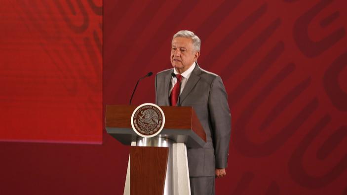 López Obrador viaja a Estados Unidos para ver a Trump