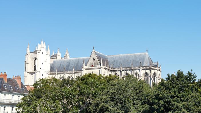 Incendie à la cathédrale de Nantes