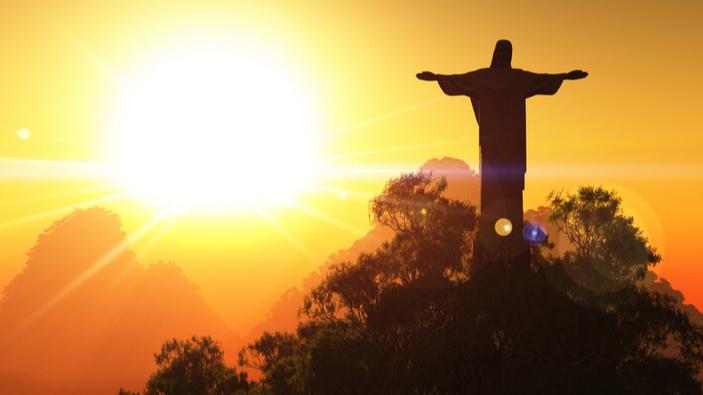 La estatua de Cristo que desató una polémica en Veracruz