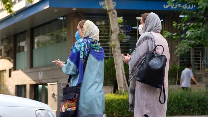 L'Iran a dissimulé le nombre de décès dus au Covid