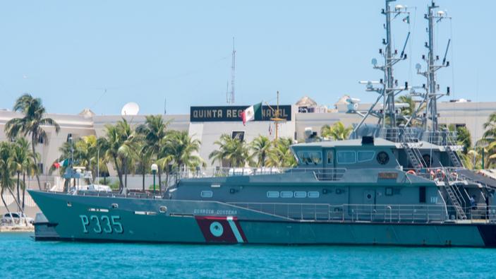 Preocupante aumento de la piratería en el Golfo de México