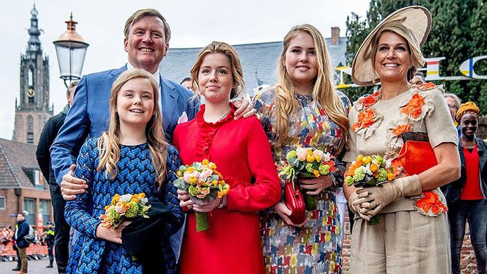 La princesa de Holanda y el debate sobre la representación de los cuerpos en los medios