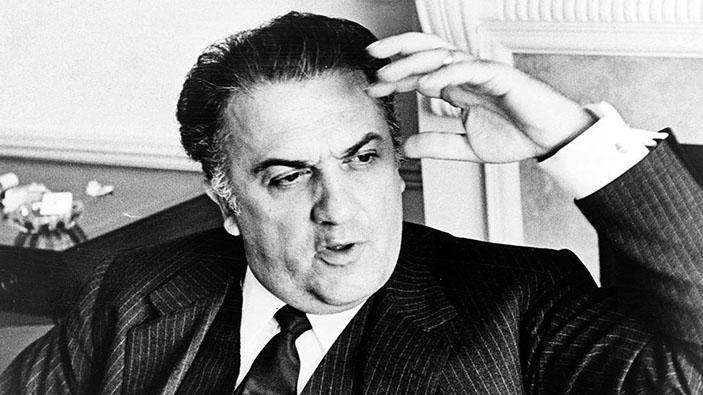 El cumpleaños de Fellini se celebra en un Festival de Cine de Transilvania con distanciamiento social