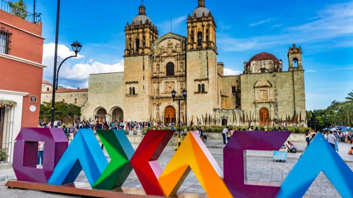 Oaxaca es escogida como la mejor ciudad turística del mundo
