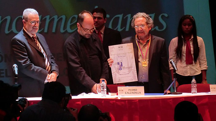 El Premio Rómulo Gallegos, entre la literatura y la política