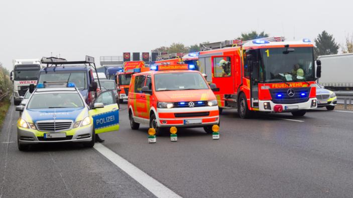 Terroristischer Anschlag auf Berlins Stadtautobahn