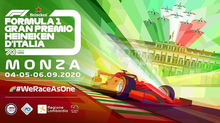 Polemiche sul poster del Gran Premio di Formula 1 di Monza