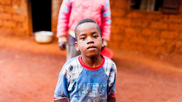 África es declarada libre de poliomielitis