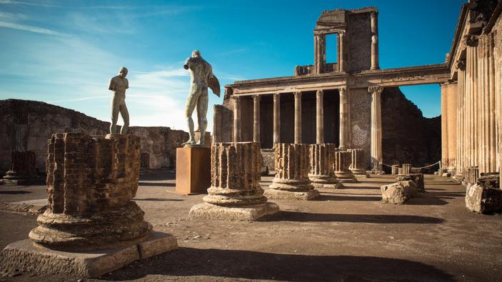 Il riflesso dell'antica Roma nella contemporaneità