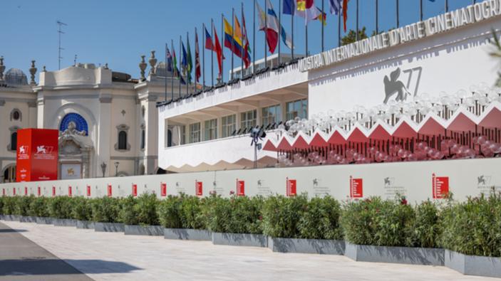 La Mostra del Cinema di Venezia sfida il Covid-19 con una kermesse in presenza