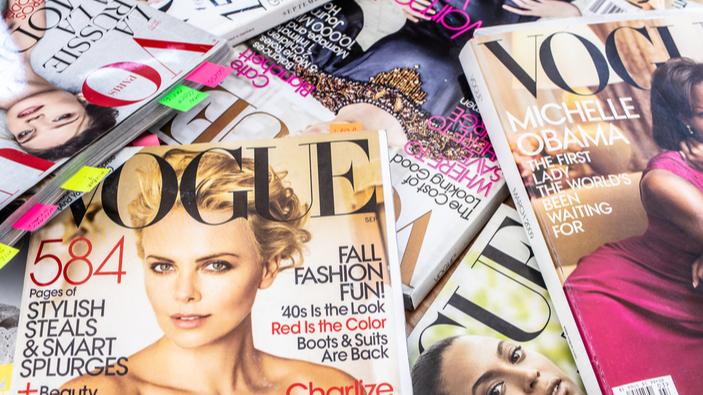 """La modelo oaxaqueña que llegó a la portada de """"Vogue"""""""