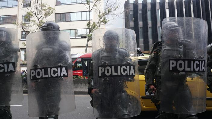 Colombia, si infiamma la protesta contro la polizia
