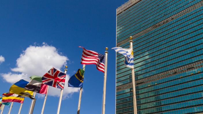 Le Nazioni Unite celebrano il loro 75<sup>esimo</sup> anniversario il 21 settembre