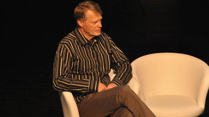 La BBC conversa con Le Clézio, premio Nobel de Literatura