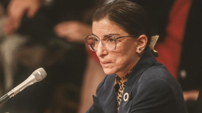 Richterin Ruth Bader Ginsburg, Vorkämpferin für Gleichberechtigung, stirbt im Alter von 87 Jahren