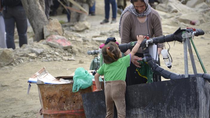 Deutschland wird nach Brand von Moria insgesamt fast 1.700 Flüchtlinge aufnehmen