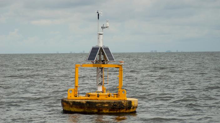 Una nueva forma de medir el calentamiento de los océanos