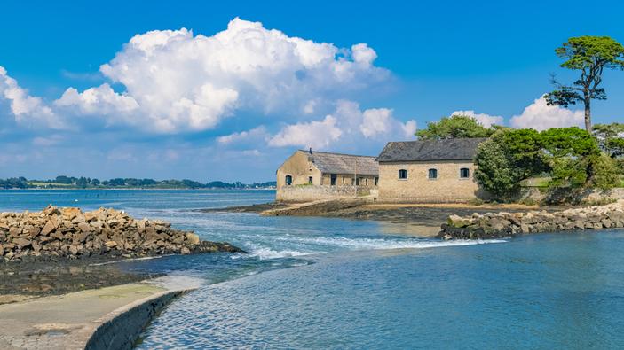 La construction d'un hôtel divise un village breton