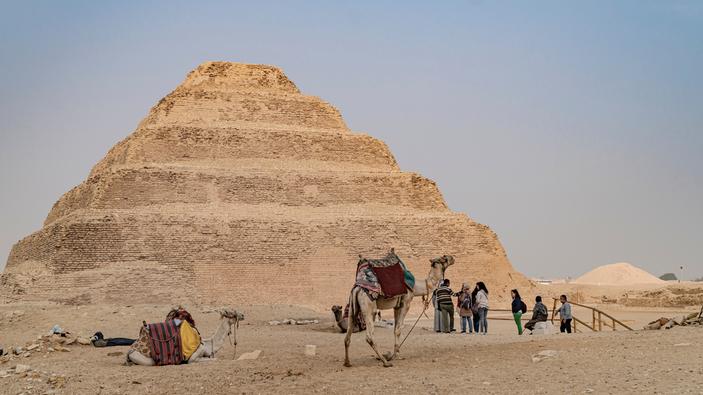 L'Égypte révèle de nouveaux trésors archéologiques