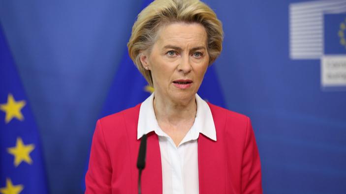 Französische Journalisten werfen der EU-Kommissionspräsidentin vor, Englisch gegenüber anderen Sprachen zu bevorzugen