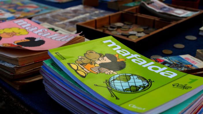 """Fallece Quino, el creador de """"Mafalda"""""""