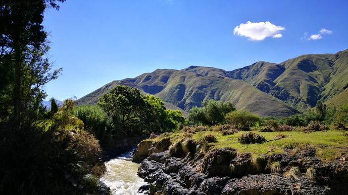 Encontrando la Tierra Media de Tolkien en Bolivia