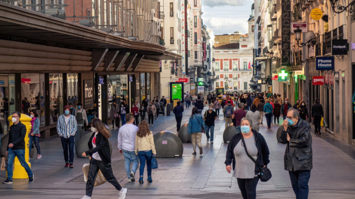 Madrid, en estado de alarma