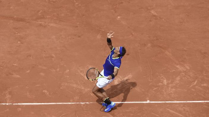 Rafael Nadal, le roi de Roland-Garros