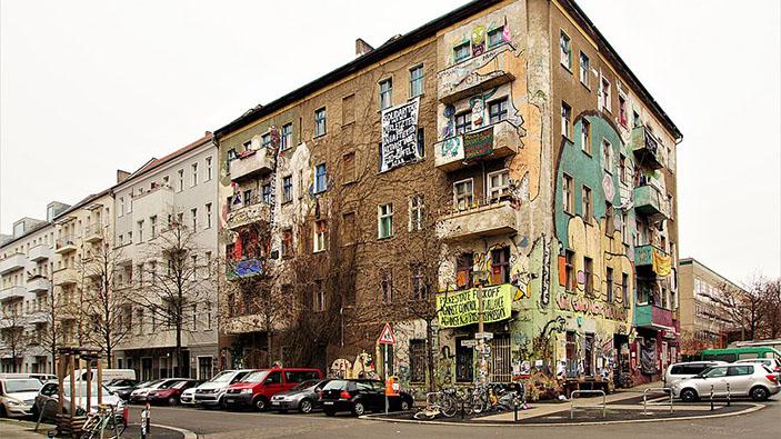 Liebigstraße 34 wurde geräumt – gut so?
