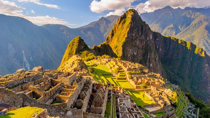 Machu Picchu abre sus puertas para un solo turista