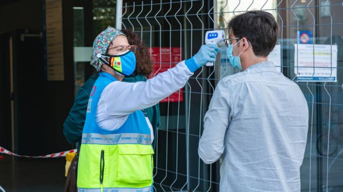 Un millón de casos de coronavirus registrados en España