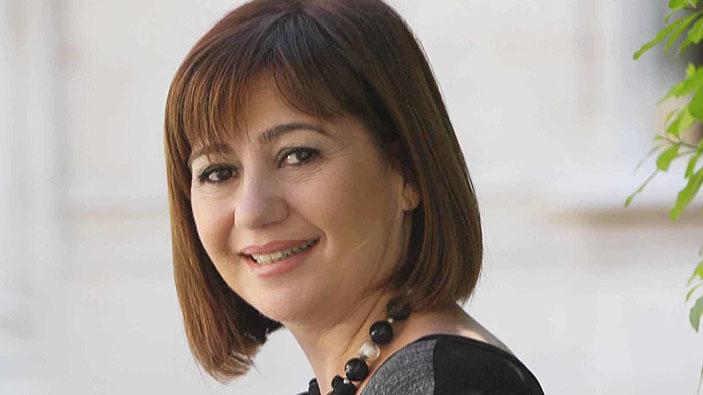 La Presidenta de la Comunidad de Baleares, pillada de madrugada en un bar de copas