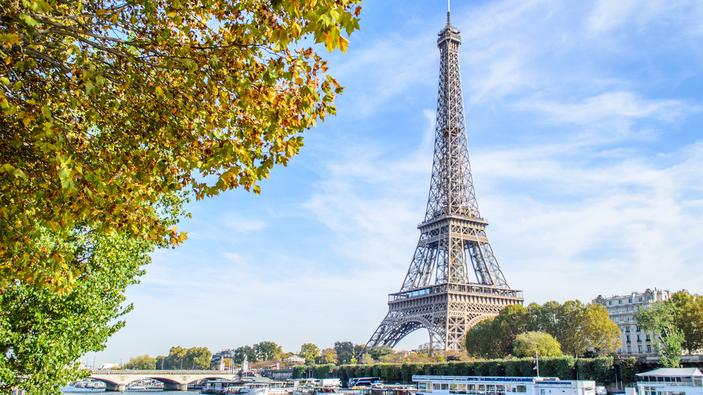 Échanges culturels : <i>Emily in Paris</i>