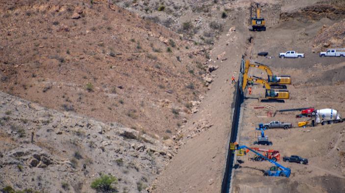 Deconstruyendo el gran muro de Trump