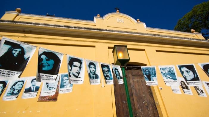 Juicio por los centros clandestinos de la dictadura argentina