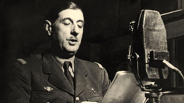 50<sup>ème</sup>anniversaire de la mort du Général de Gaulle