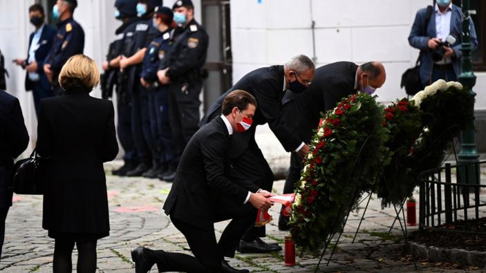 Terroranschlag von Wien wurde offenbar von Einzeltäter verübt