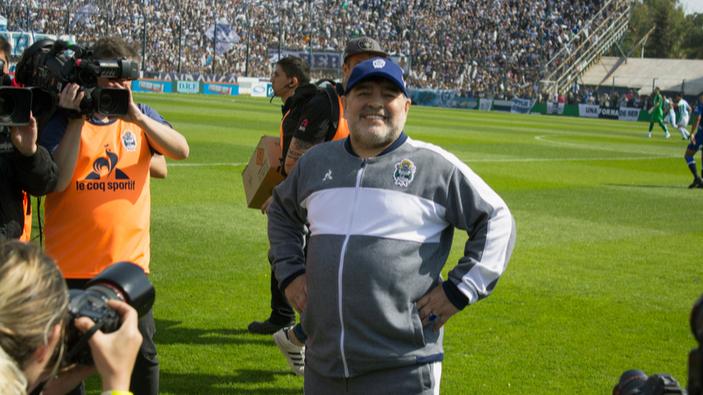 El mundo celebra los 60 años de Maradona
