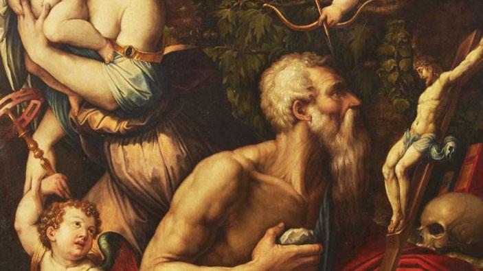 Firenze, asta da record per Giorgio Vasari