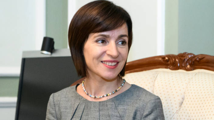 Wirtschaftswissenschaftlerin mit Harvard-Abschluss wird neue Präsidentin der Republik Moldau