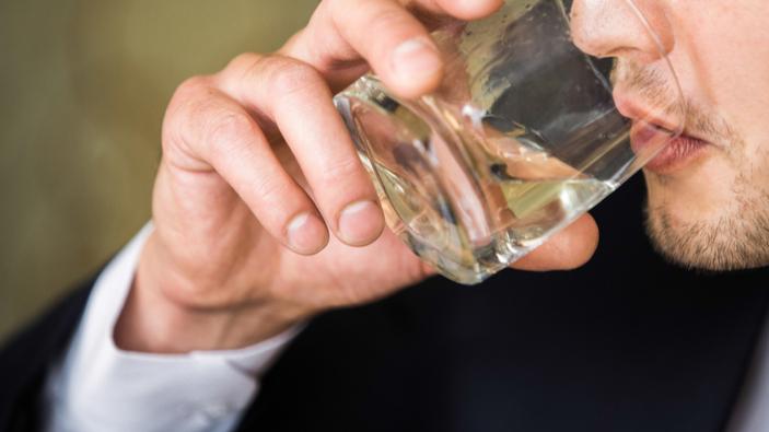 Schneller nüchtern durch schnelles Atmen mit einfachem Gerät