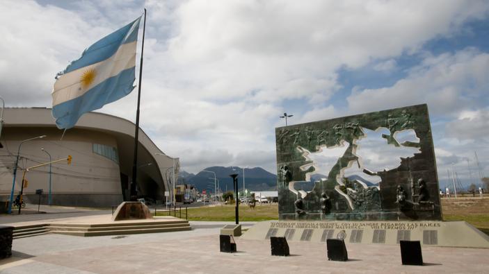 Las Islas Malvinas, finalmente declaradas libres de minas