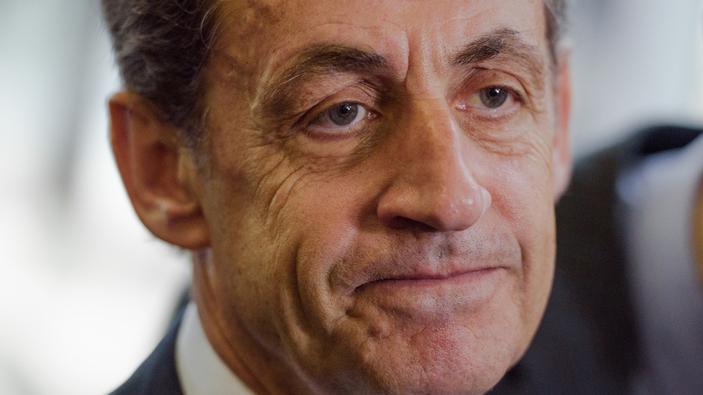 Nicolas Sarkozy comparece ante el juez, acusado de corrupción