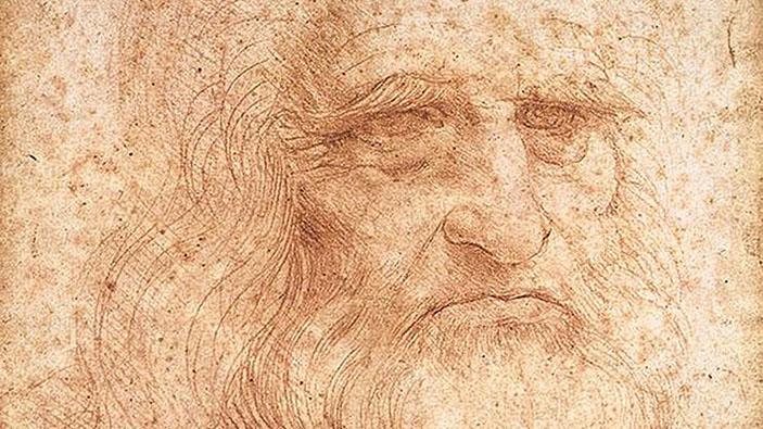 Un disegno d'epoca rinascimentale proietta un'ombra sul <i>Salvator Mundi</i>