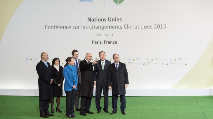 Climat : cinq ans après, l'accord de Paris résiste