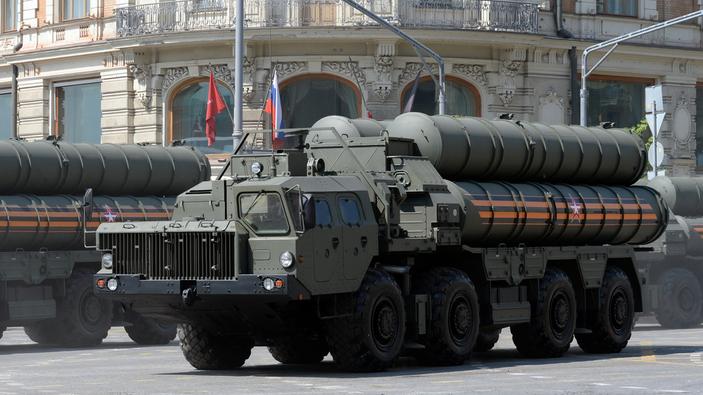 EE. UU. sanciona a Turquía por la compra del sistema de misiles ruso S400